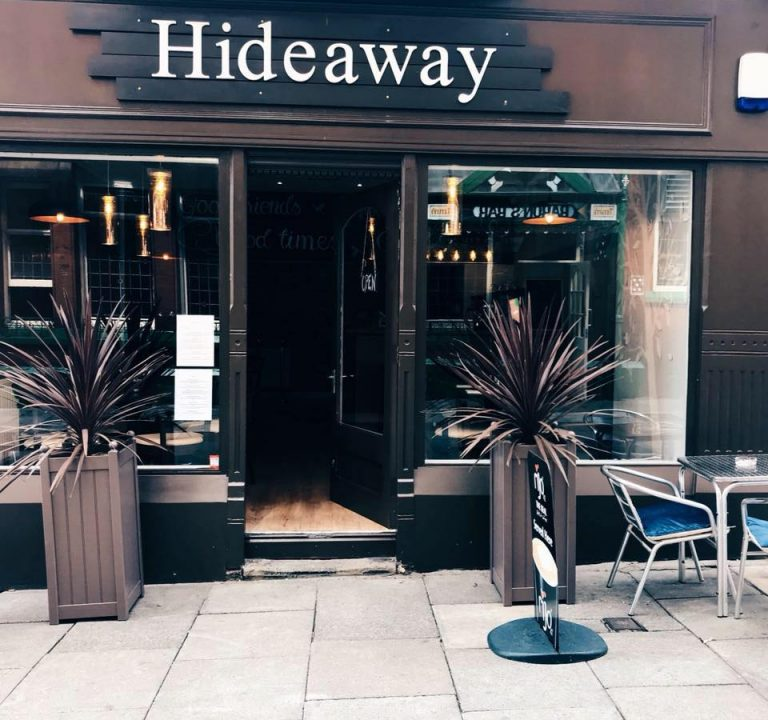 Hideaway Cafe Southport